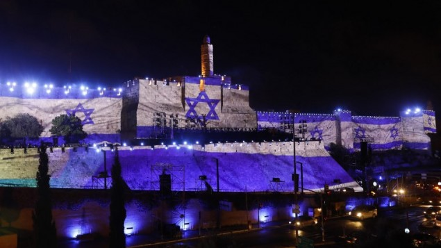 May 23, 2017 Israel's Jerusalem Day Celebrations